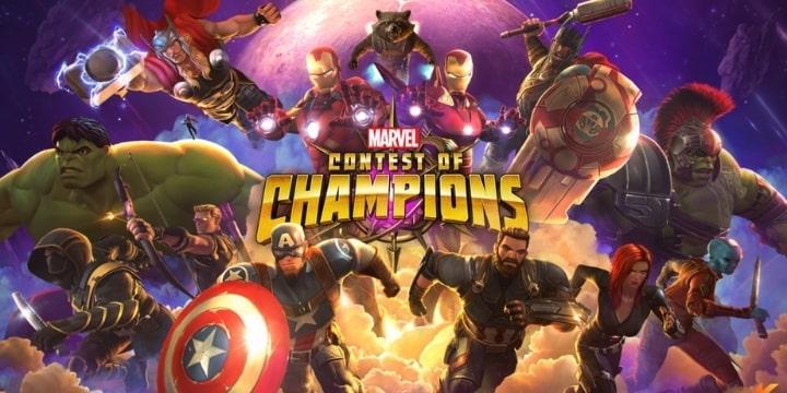 Marvel Contest Of Champions Mod Apk v32.0.0 (God Mode)