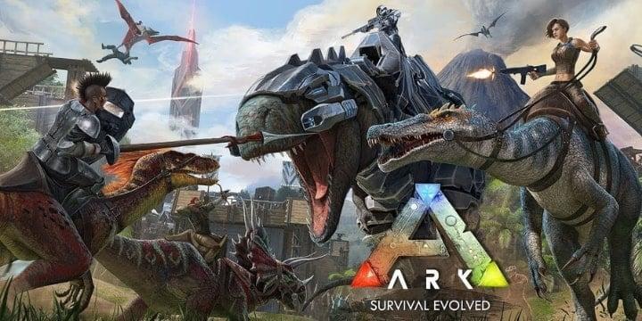 ARK: Survival Evolved Mod Apk v2.0.25 (Unlimited Money)