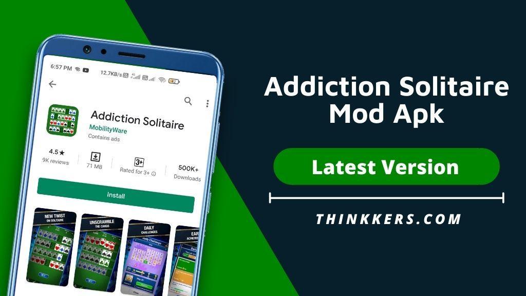 Addiction Solitaire Mod Apk - Copy