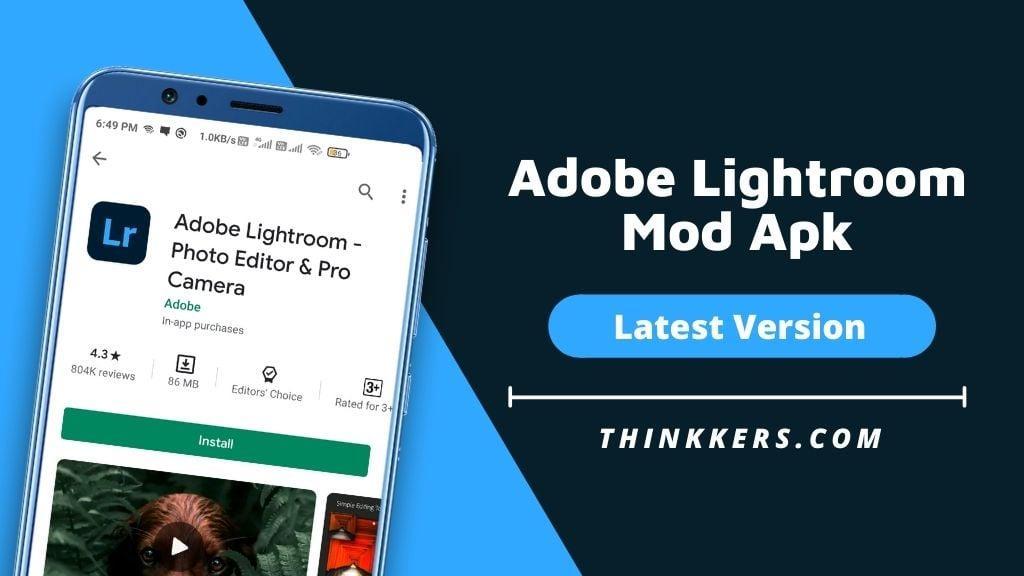 Adobe Lightroom Mod Apk