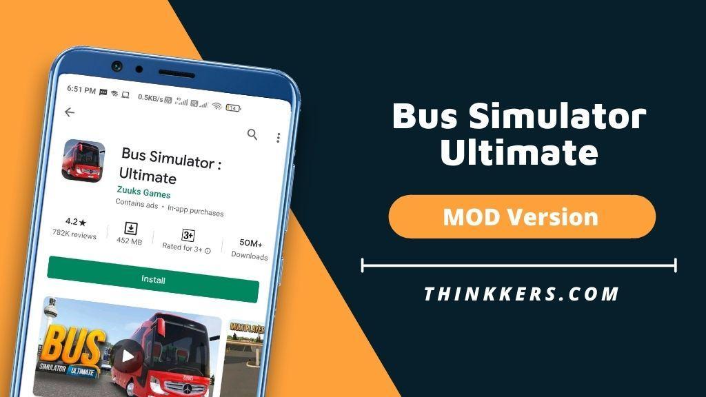 Bus Simulator Ultimate Mod Apk - Copy