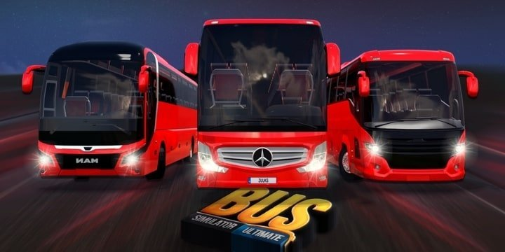 Bus Simulator: Ultimate Mod Apk v1.5.2 (Unlimited Money)
