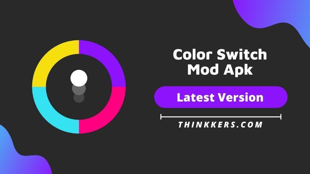 Color Change Mod Apk
