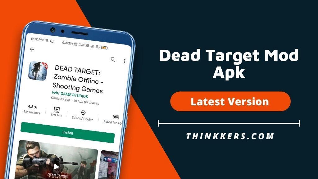 Dead Target Mod Apk - Copy