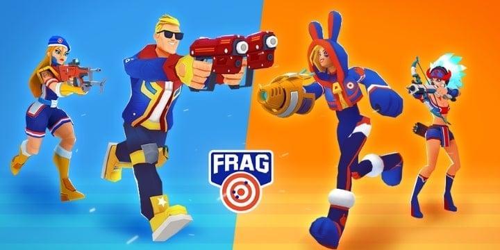 Frag Pro Shooter Mod Apk 1.9.2 (Unlimited Money) Download