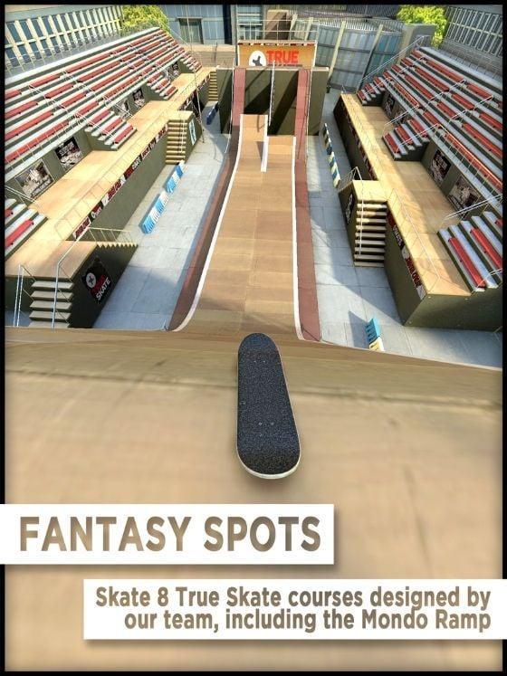 Fantasy spots