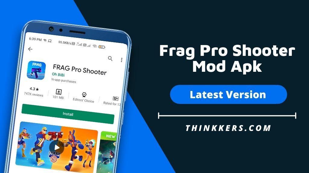 Frag Pro Shooter Mod Apk - Copy