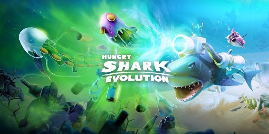 Hungry Shark Evolution Mod Apk v8.8.6 (Unlimited Coins)
