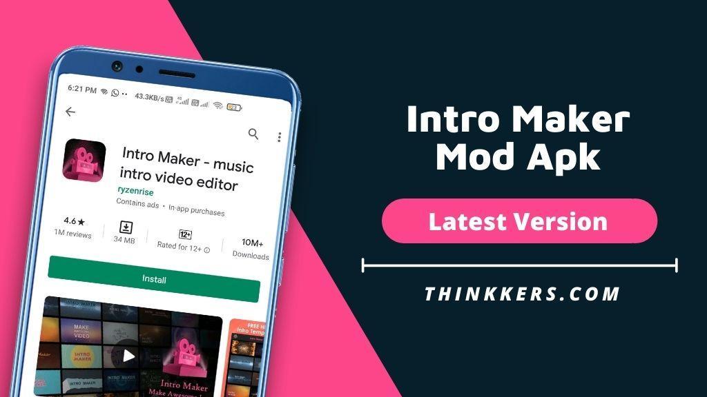 Intro Creator Mod Apk