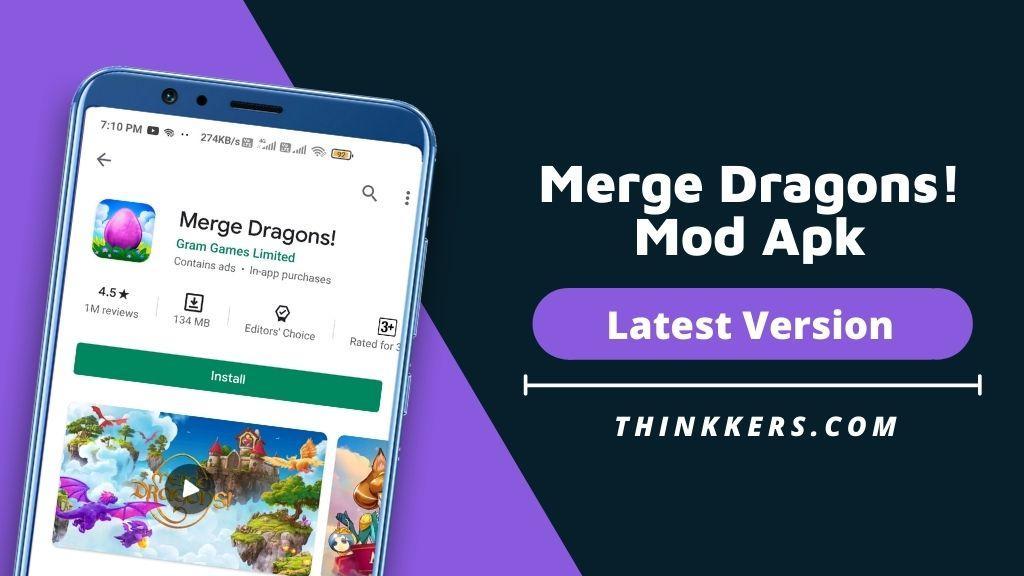 Merge Dragons Mod Apk - Copy