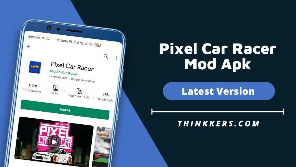 Pixel Car Racer Mod Apk - Copy