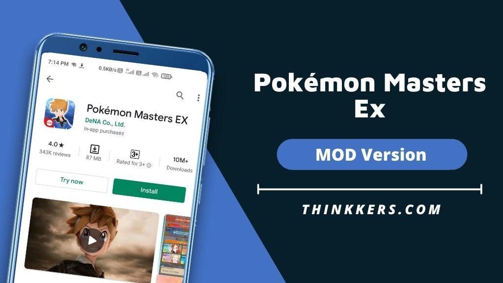 Pokémon Masters Ex Mod Apk - Copy