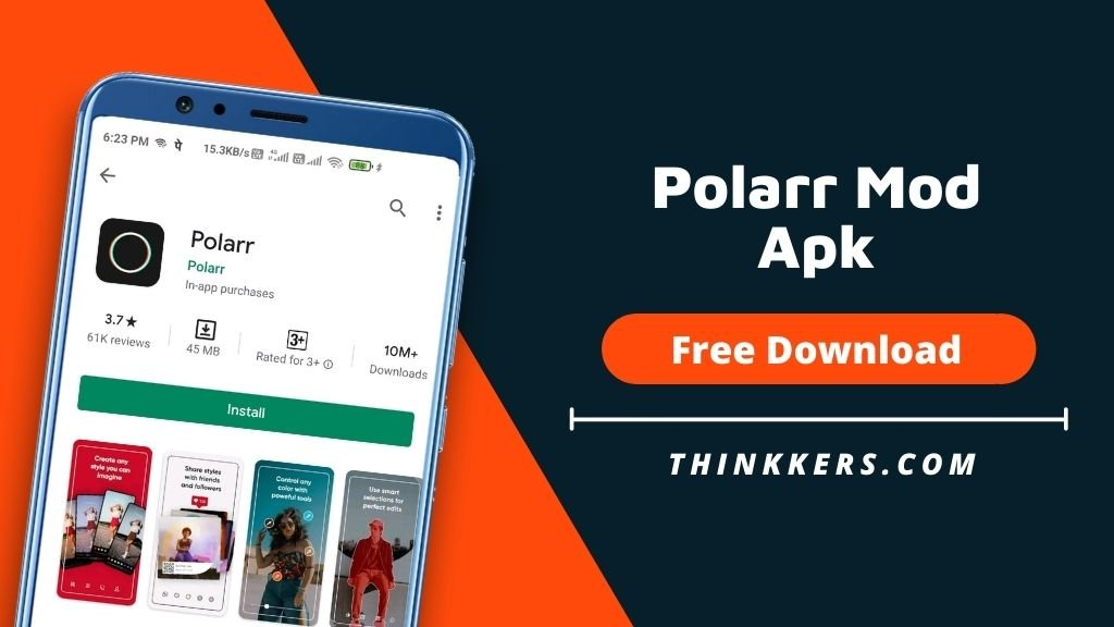 Polarr Mod Apk
