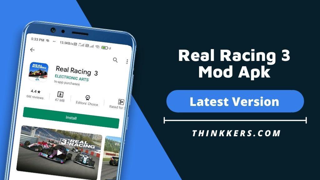 Real Racing 3 Mod Apk - Copy
