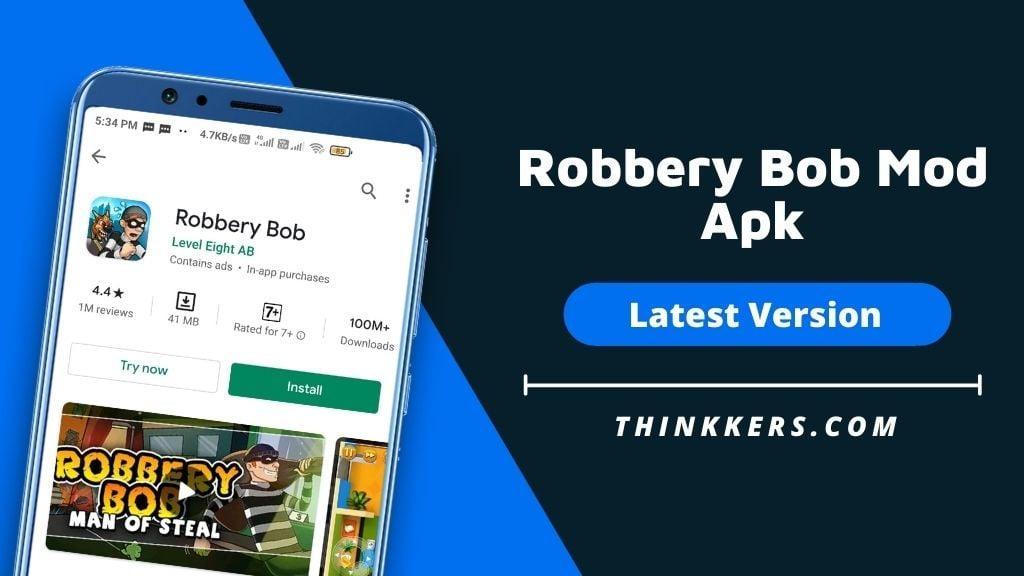 Robbery Bob Mod Apk - Copy