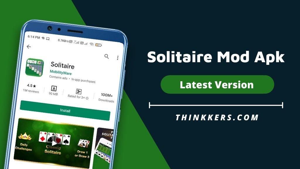 Solitaire Mod Apk - Copy
