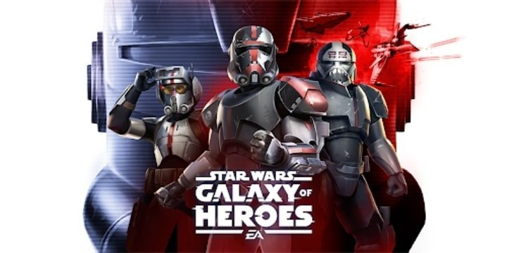 Star Wars: Galaxy Of Heroes v0.24.786537 (MOD, Unlimited Everything)