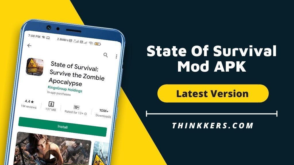 State Of Survival Mod APK - Copy