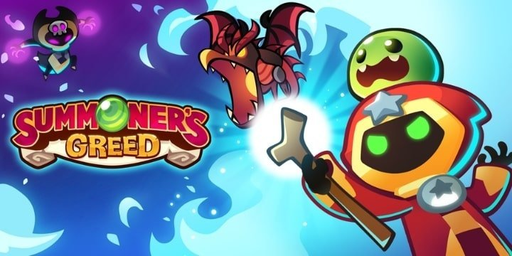 Summoner's Greed Mod Apk v1.29.0 (Unlimited Money)