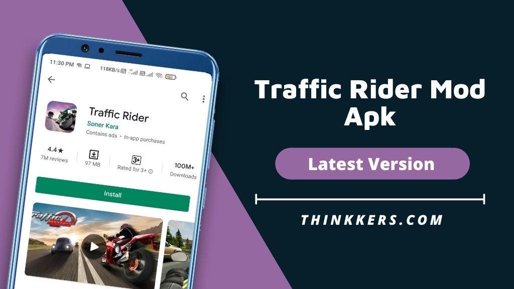 Traffic Rider Mod Apk Download - Copy