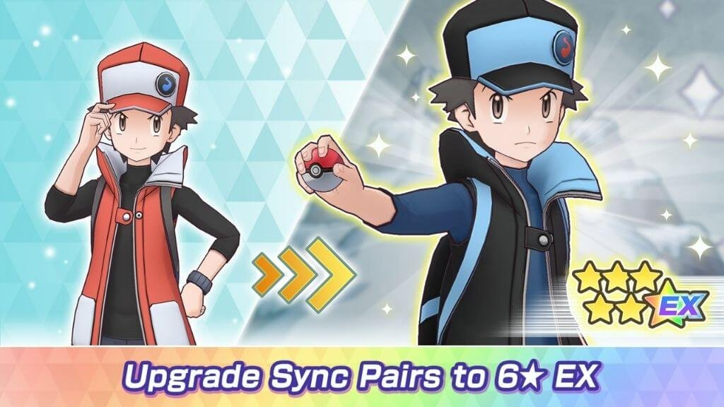 Upgrade Sync Pairs to 6star