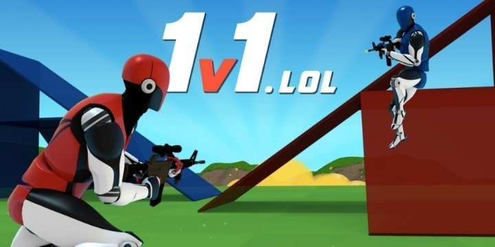 1v1.LOL Mod Apk v3.800 (Unlimited Money)
