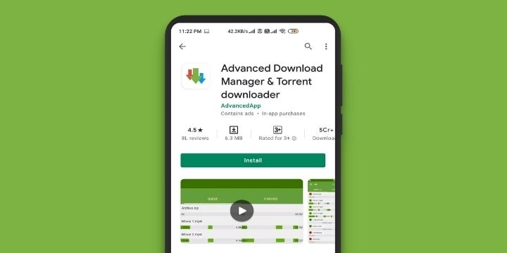 Advanced Download Manager v12.5.4 (Pro Unlocked)