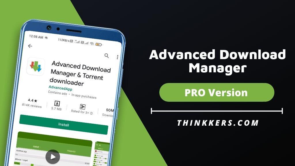 Advanced Download Manager Pro Apk - Copy