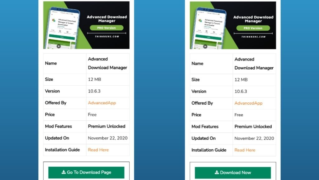 Advanced Download Manager Pro Apk Download