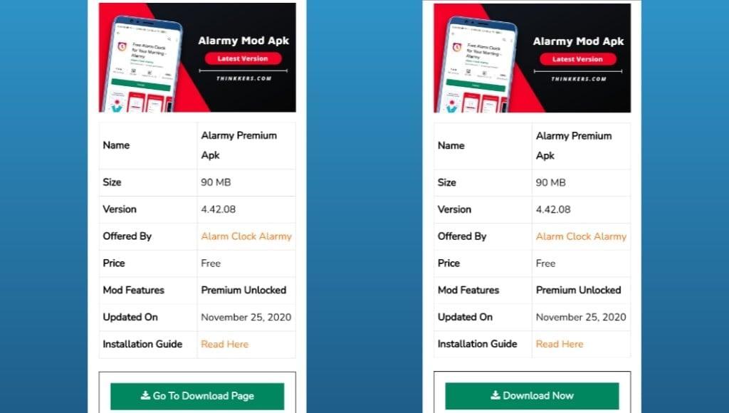 Alarmy Mod Apk Download