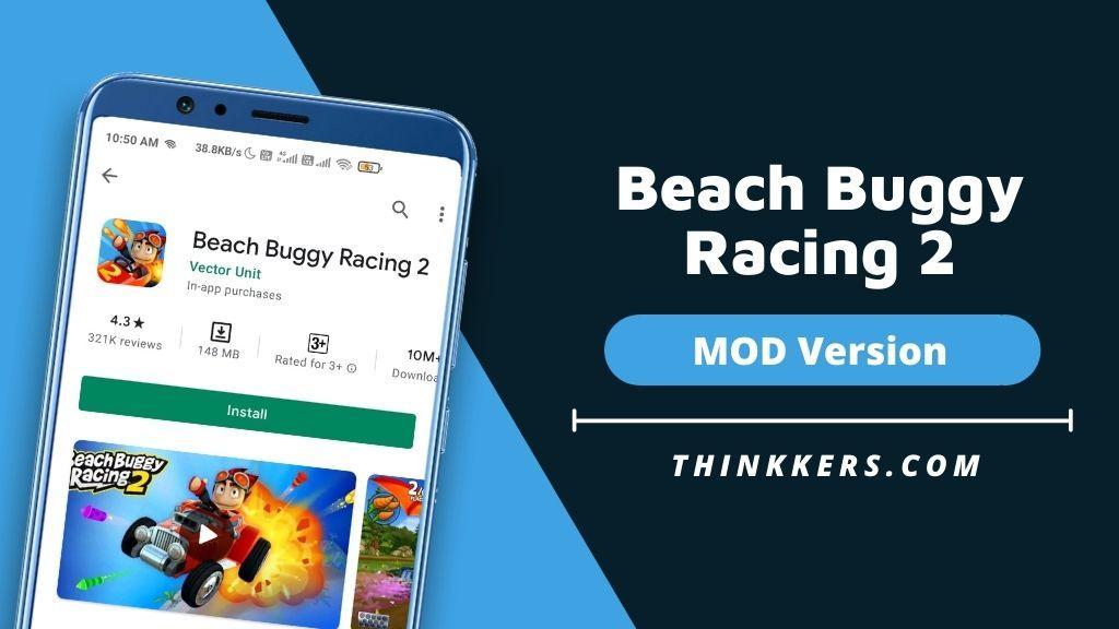 Beach Buggy Racing 2 Mod Apk - Copy