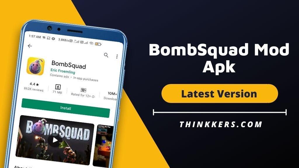 BombSquad Mod Apk - Copy