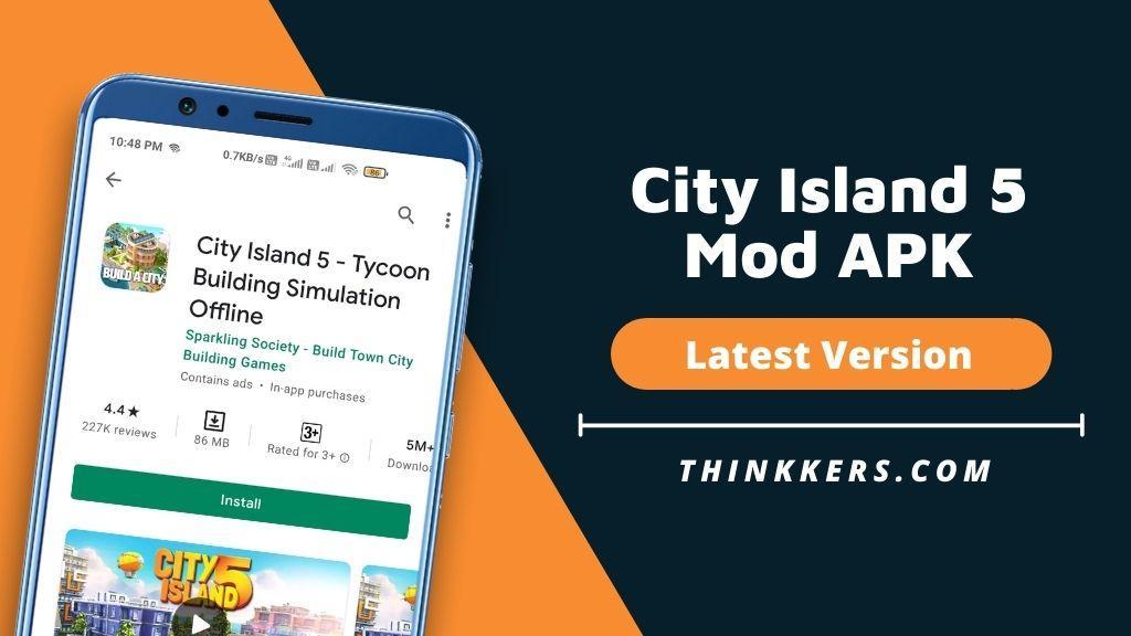 City Island 5 Mod APK - Copy