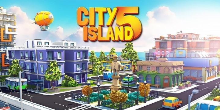 City Island 5 Mod Apk v3.17.4 (Unlimited Money)