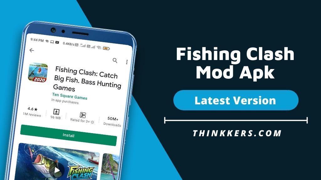 Fishing Clash Mod Apk - Copy