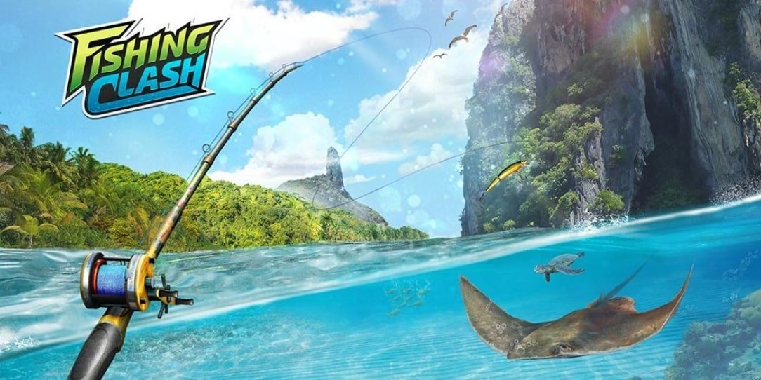 Fishing Clash Mod Apk v1.0.165 (Unlimited Everything)