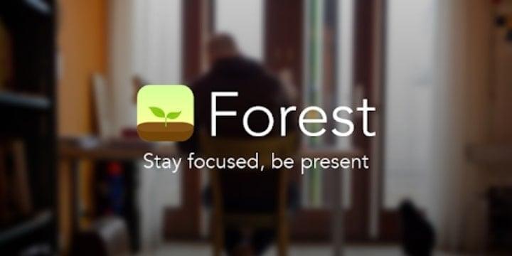 Forest: Stay Focused Apk + MOD 4.48.0 (Premium Unlocked)
