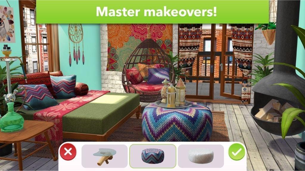 Home Design Makeover Mod Apk v3.5.4g Unlimited Gems 2021