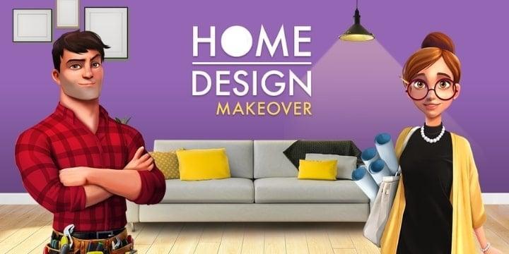 Home Design Makeover Mod Apk 3.9.9g (Unlimited Gems)
