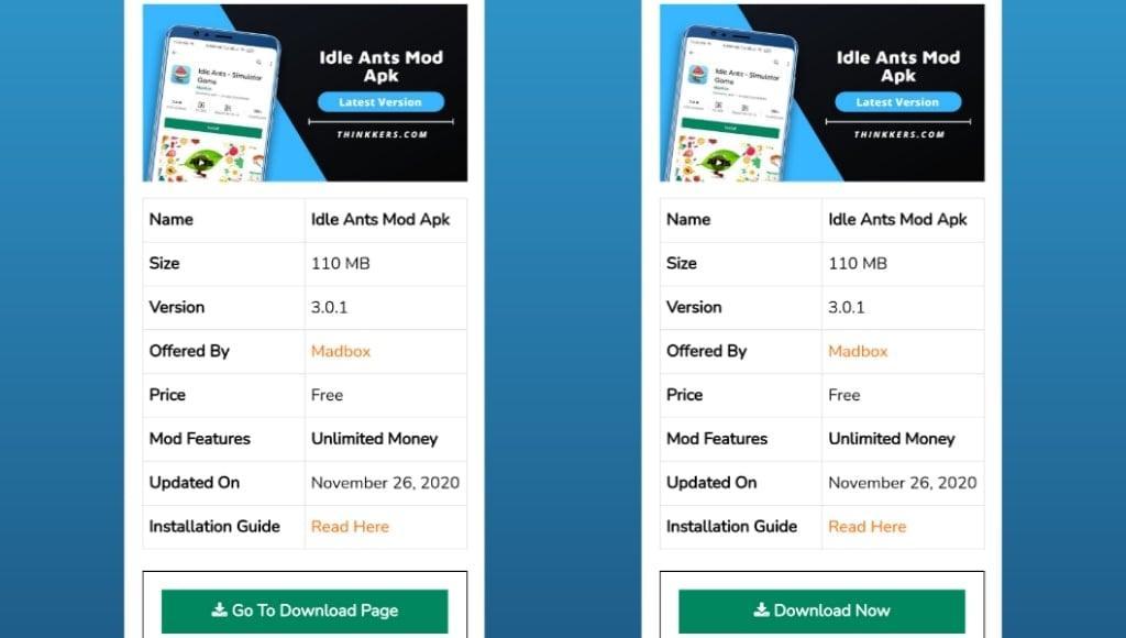 Idle Ants MOD apk Download