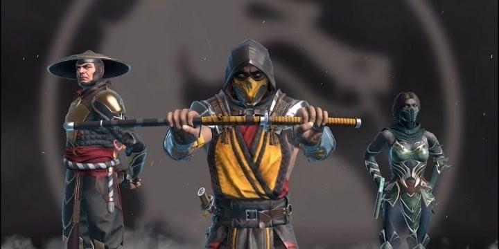 Mortal Kombat Mod Apk v3.3.0 (MOD Menu)