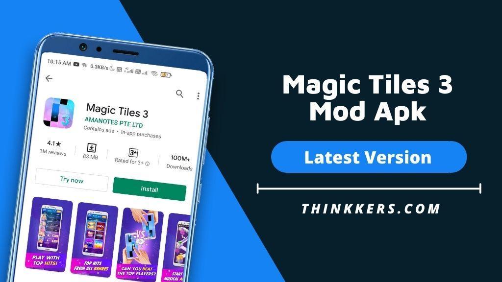 Magic Tiles 3 Mod Apk - Copy