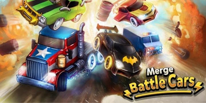 Merge Battle Car Mod Apk v2.4.8 (Unlimited Money)