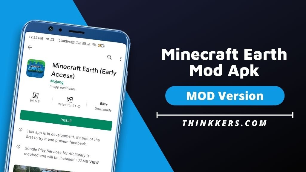 Minecraft Earth Mod Apk - Copy