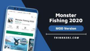 Monster Fishing 2020 Mod Apk