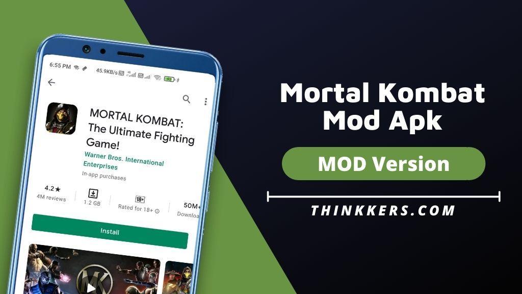 Mortal Kombat Mod Apk - Copy