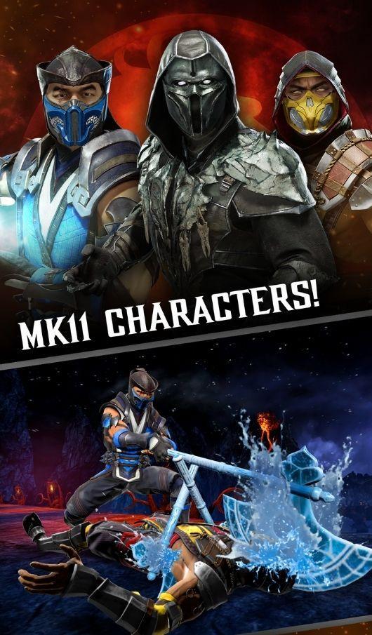 Mortal Kombat mod download