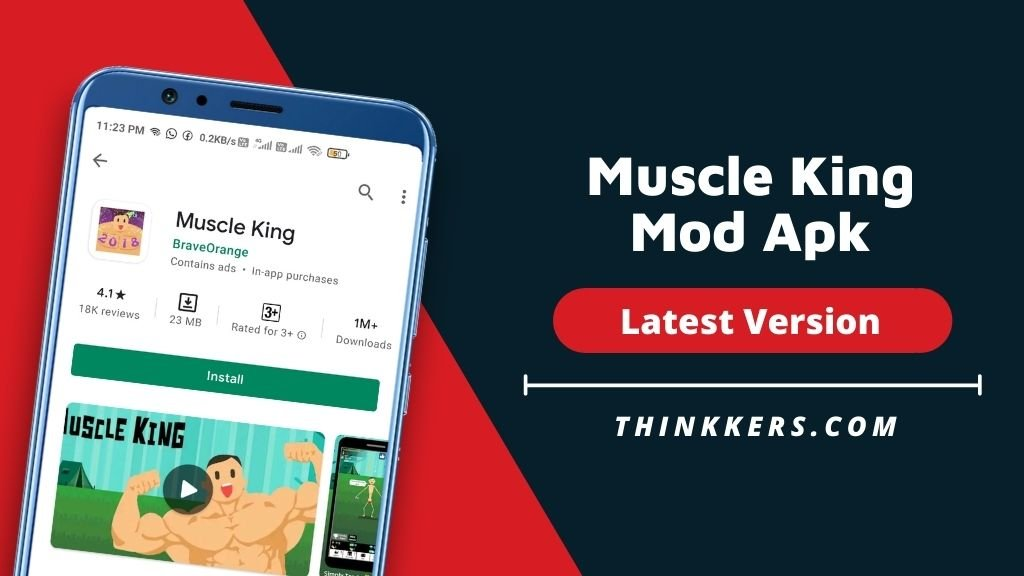 Muscle King Mod Apk