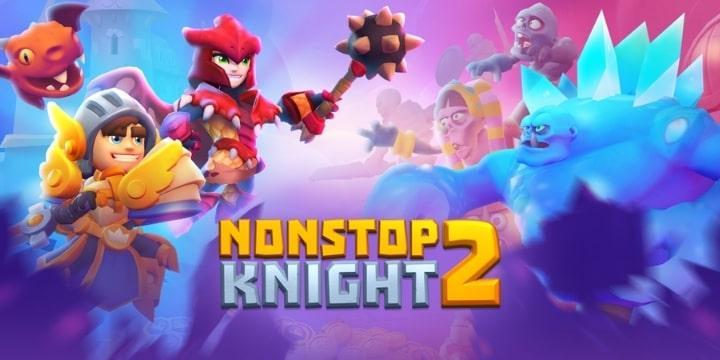 Nonstop Knight 2 Mod Apk v2.6.1 (Everything Unlocked)