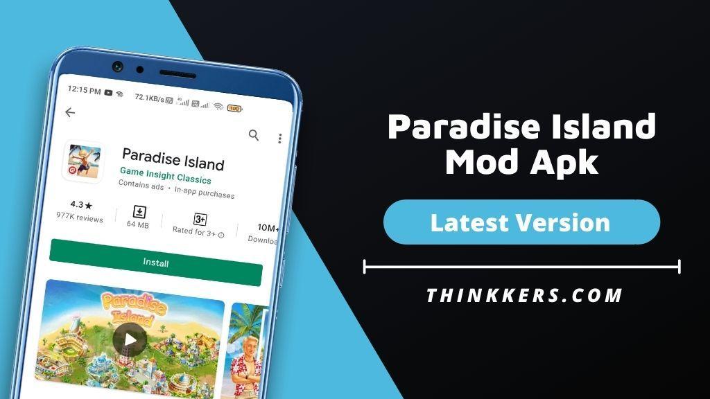Paradise Island Mod Apk - Copy